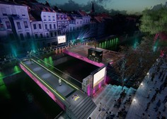 WOOP! Odbito na Ljubljanici (z agencijo Extrem & Dunking Devils)