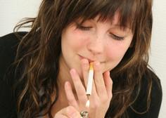 Avgusta se obeta podražitev cigaret za blizu pet odstotkov