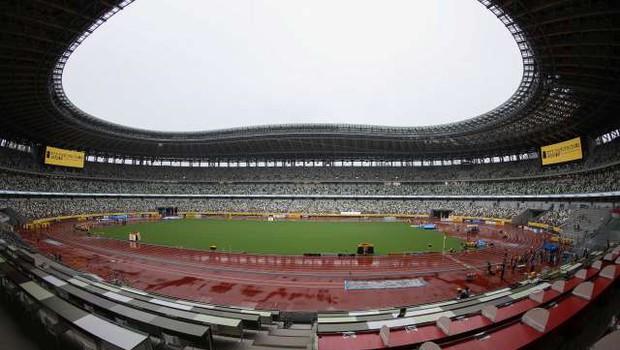 Olimpijske igre v Tokiu v celoti brez gledalcev (foto: Xinhua/STA)