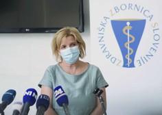 Beovićeva: Stroka mora stati za tem, da se vsi ljudje cepijo proti covidu-19