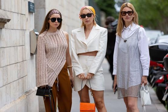 To so najlepši modni stajlingi z modnega tedna v Parizu