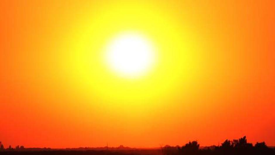 Rekordni vročinski val v ZDA in Kanadi brez podnebnih sprememb skoraj nemogoč (foto: Tanjug/STA)