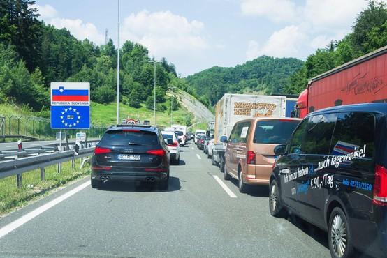Od 15. julija izenačeni pogoji za vstop v Slovenijo iz vseh držav, pogoj bo PCT
