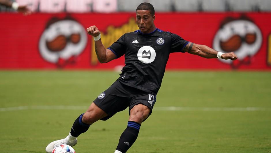 Montreal prodal nogometaša, ker se ta ni želel cepiti (foto: profimedia)