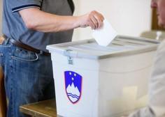 Odprla so se volišča za glasovanje na referendumu o noveli zakona o vodah