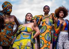 """Razstava o afriški modi v londonskem muzeju Viktorije in Alberta želi """"dekolonizirati"""" črno celino"""