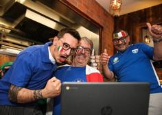 Italija do drugega naslova evropskih prvakov po streljanju enajstmetrovk
