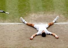 Đokoviću šesti Wimbledon in 20. grand slam v karieri