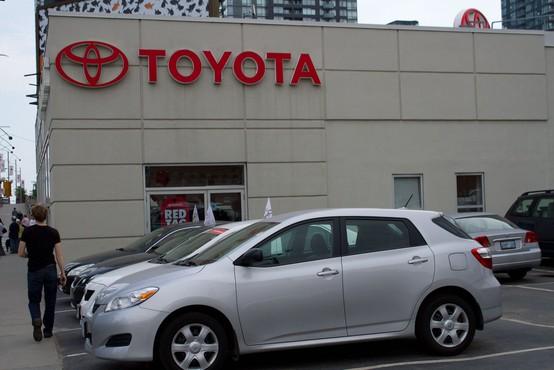 Japonska avtomobilska industrija velja za zgodbo o svetovnem uspehu