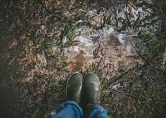 Konec tedna bi lahko padlo od 50 do 80 litrov dežja na kvadratni meter