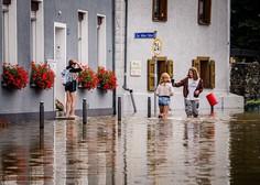 Poplave v Nemčiji in Belgiji vzele več kot 100 življenj, veliko je pogrešanih