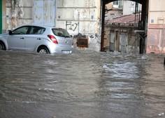 Poplave prizadele še Avstrijo in Bavarsko, težave tudi v Italiji
