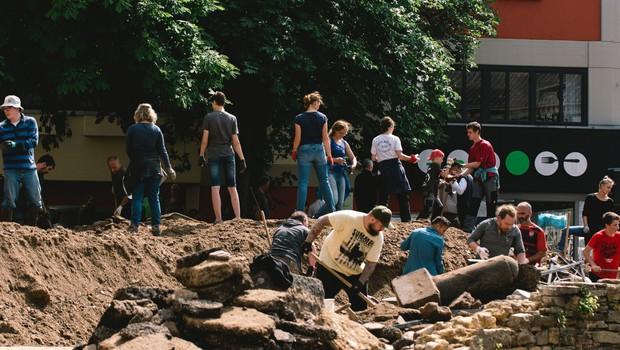 Število žrtev poplav na severu Evrope se je povzpelo na 183 (foto: profimedia)