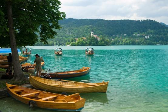 Vpliv podnebnih sprememb v Sloveniji (piše: Vid Legradić)