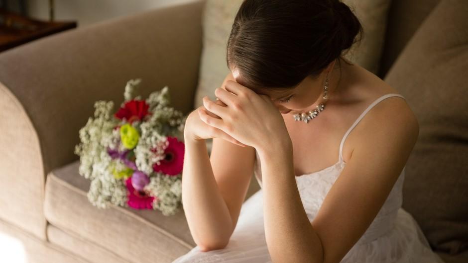 Ženske, ki so v partnerstvu, 'se pogosteje borijo z depresijo in slabo samopodobo' (foto: profimedia)