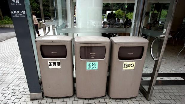 Ločevanje odpadkov je na Japonskem svojevrstna umetnost (foto: Profimedia)