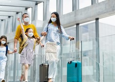 Kaj storiti, če zbolite v tujini?