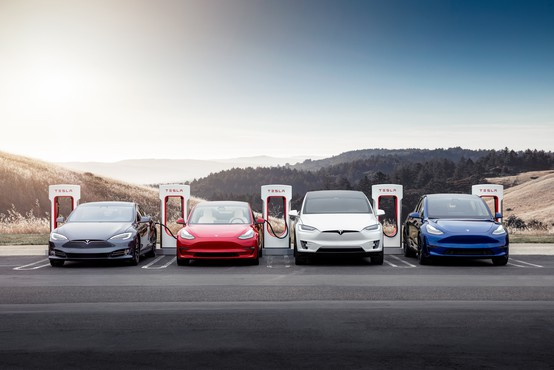 Tesla bo polnilno omrežje ponudil vsem!