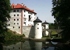 Na gradu Snežnik začetek največjega Plavajočega gradu doslej