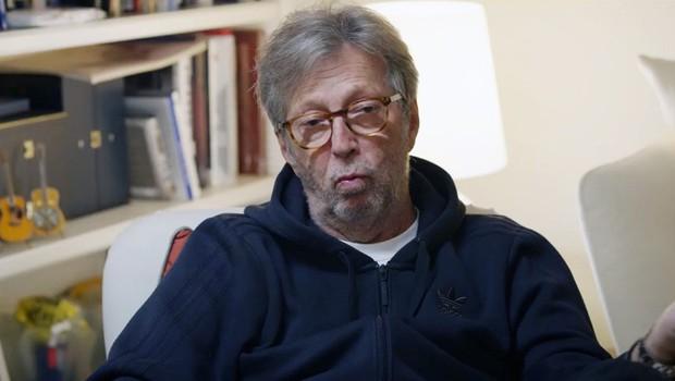 Clapton zaradi diskriminacije ne bo nastopil na koncertih z zahtevo po potrdilu o cepljenju (foto: profimedia)