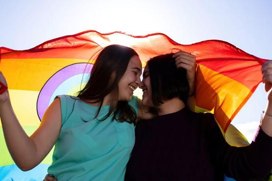 Budimpeške ulice napolnili nasprotniki zakona in podporniki skupnosti LGBTQ