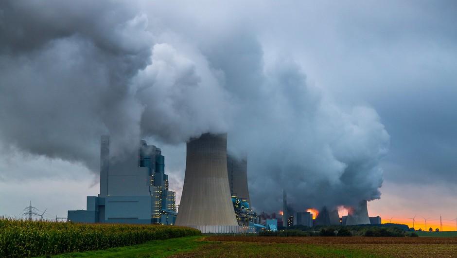 Enostavna zgodba o CO2 (glavnem krivcu za podnebne spremembe) (foto: profimedia)
