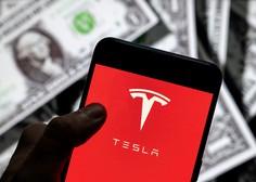 Tesla prvič z več kot milijardo dolarjev četrtletnega dobička