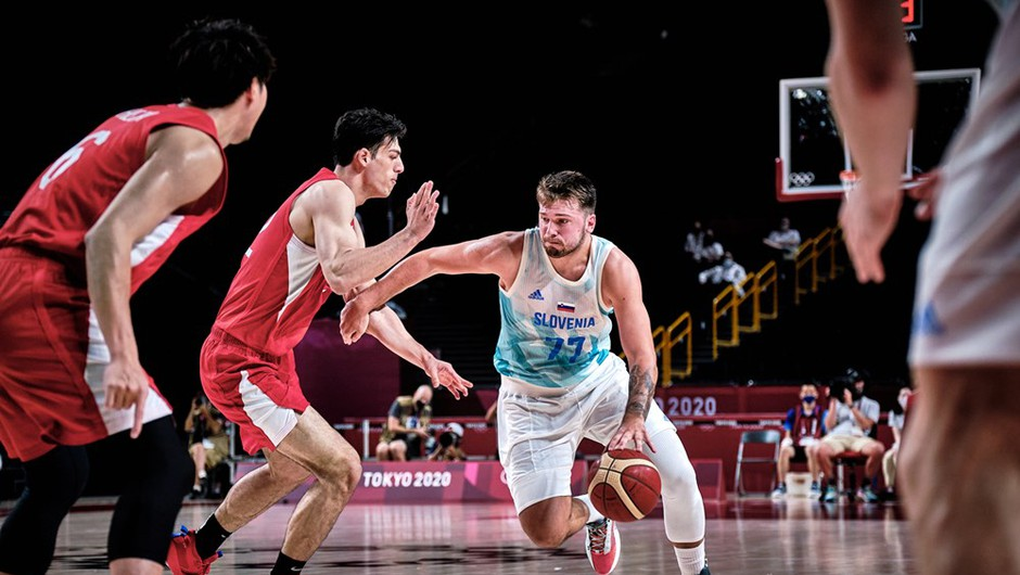 Dončić se je z Dallasom dogovoril za 5-letno podaljšanje (foto: Luka Dončić, foto: FIBA.)