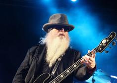 Umrl basist zasedbe ZZ Top Dusty Hill