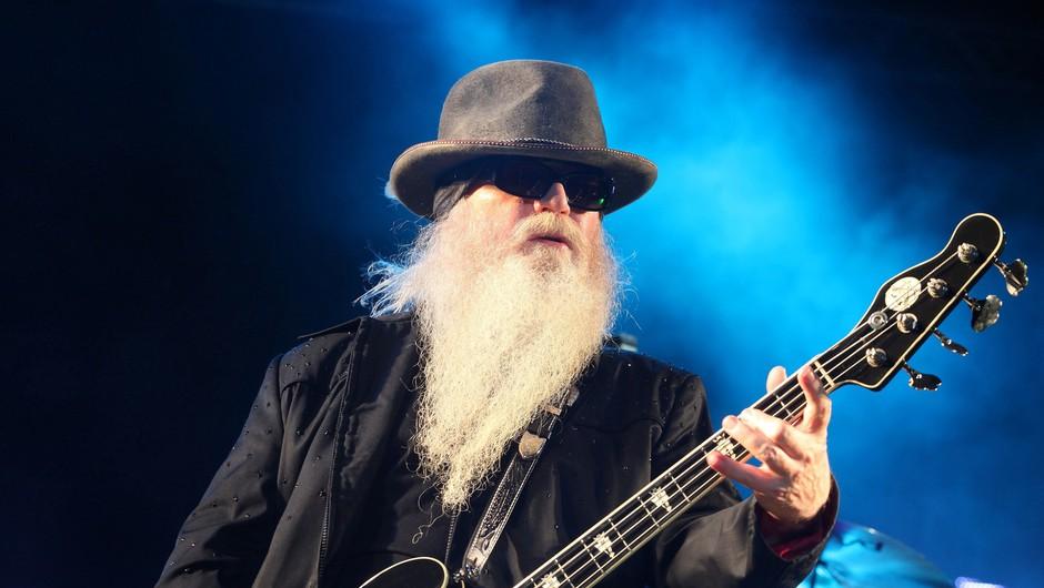 Umrl basist zasedbe ZZ Top Dusty Hill (foto: profimedia)