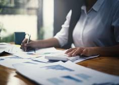 V letu 2019 je bil povprečni dohodek na prebivalca višji kot leto prej