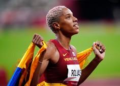 Venezuelka Yulimar Rojas zrušila 26 let star svetovni rekord v troskoku