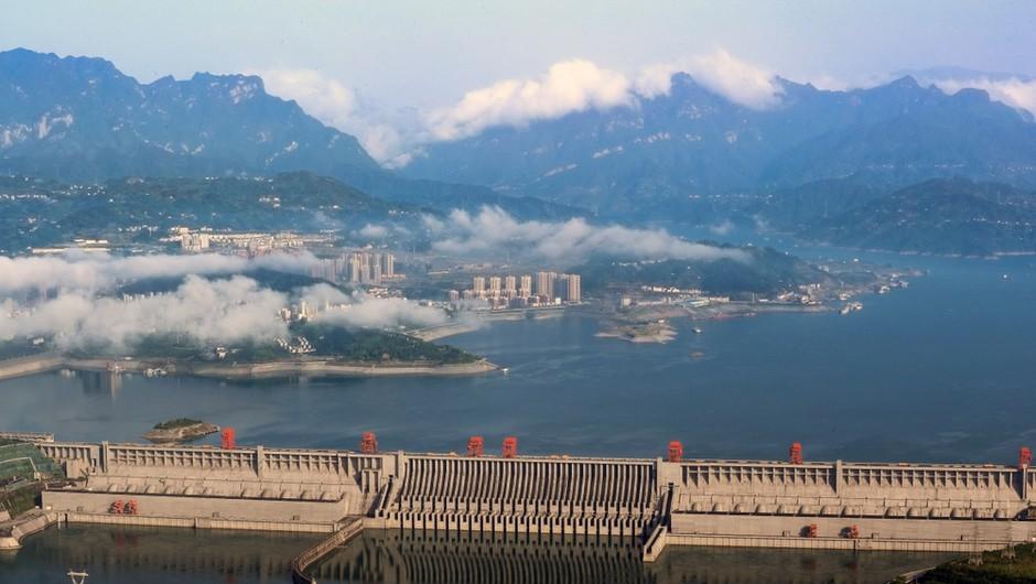 Jez Treh Sotesk, Kitajska. (foto: Shutterstock)