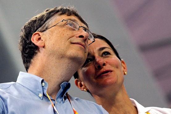 Bill in Melinda Gates uradno ločena – 5 stvari, ki jih morate vedeti