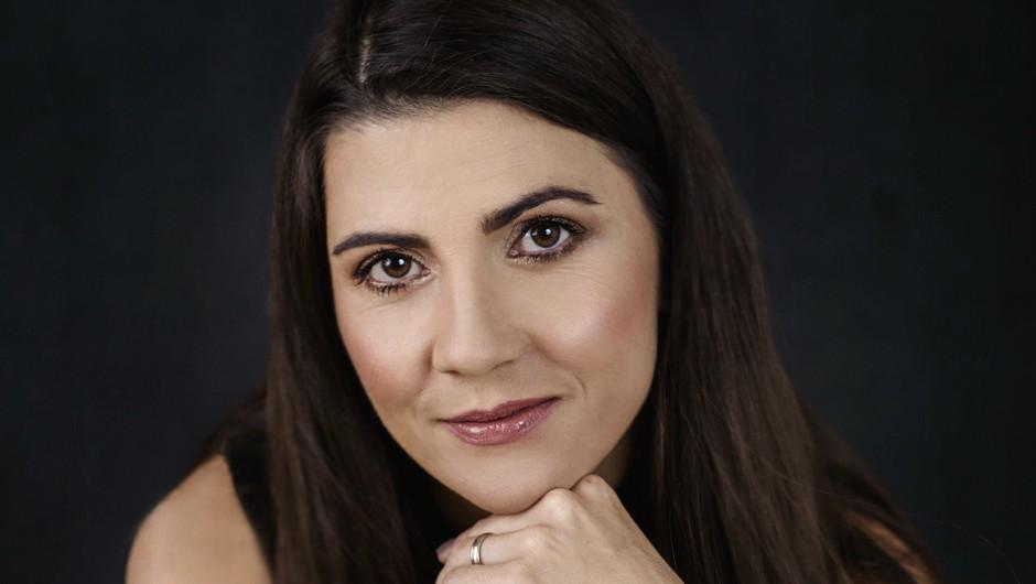 Nina Hudnik, sodobna ženska v svetu nepremičninskega posla (foto: osebni arhiv)