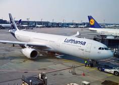 Kaj se je zgodilo z velikimi letalskimi družbami po letu in pol pandemije? Primer Lufthanse