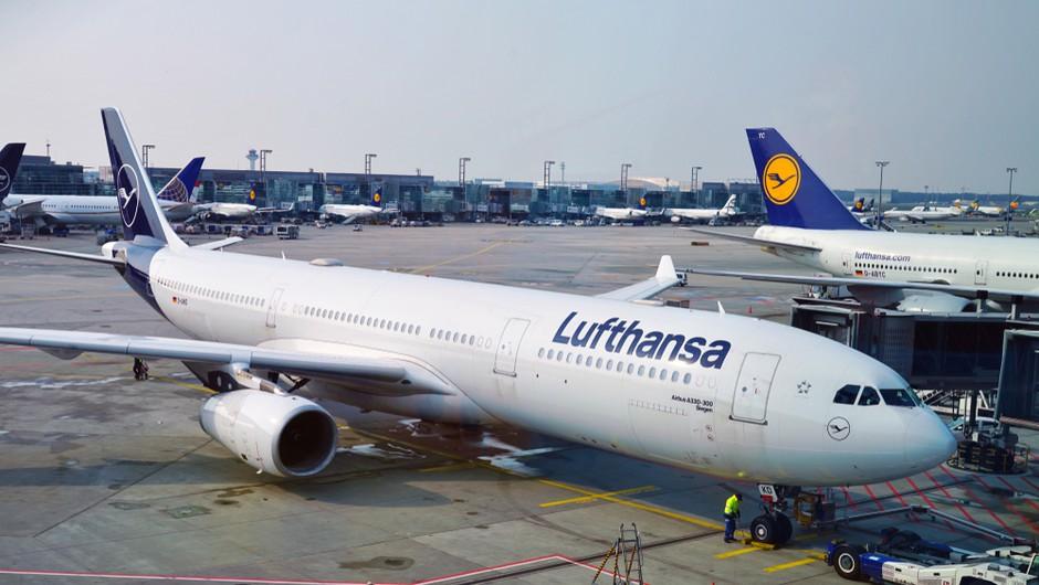 Kaj se je zgodilo z velikimi letalskimi družbami po letu in pol pandemije? Primer Lufthanse (foto: Shutterstock)