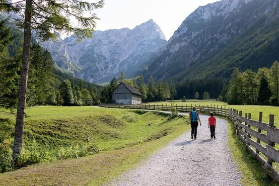 Solčavsko vabi z naravoslovno-etnografsko potjo krajinskega parka Logarska dolina