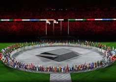 Olimpijski ogenj v Tokiu je ugasnil, končale so se igre upanja, solidarnosti in miru