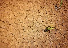 IPCC: Povprečna globalna temperatura okoli 2030 višja za 1,5 stopinje