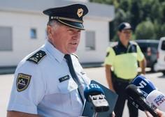 Avtocestna policija na ljubljanski avtocestni povezavi aktivno proti kršiteljem prometnih predpisov