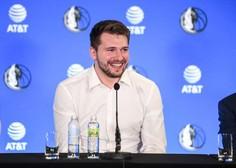 Dončić z maksimalno vsoto za podaljšanje v ligi NBA postaja najbolje plačan slovenski športnik