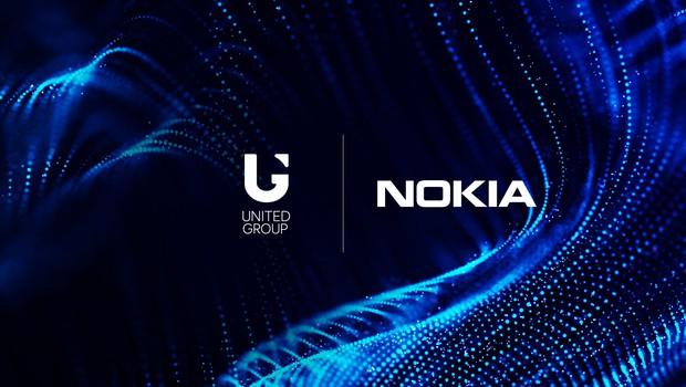 United Group z Nokio v partnerstvo za nadgradnjo jedrnega mobilnega omrežja (foto: promocijska fotografija)