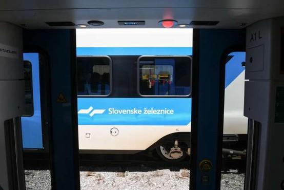 Slovenske železnice do konca maja prepeljale nekaj več kot štiri milijone potnikov
