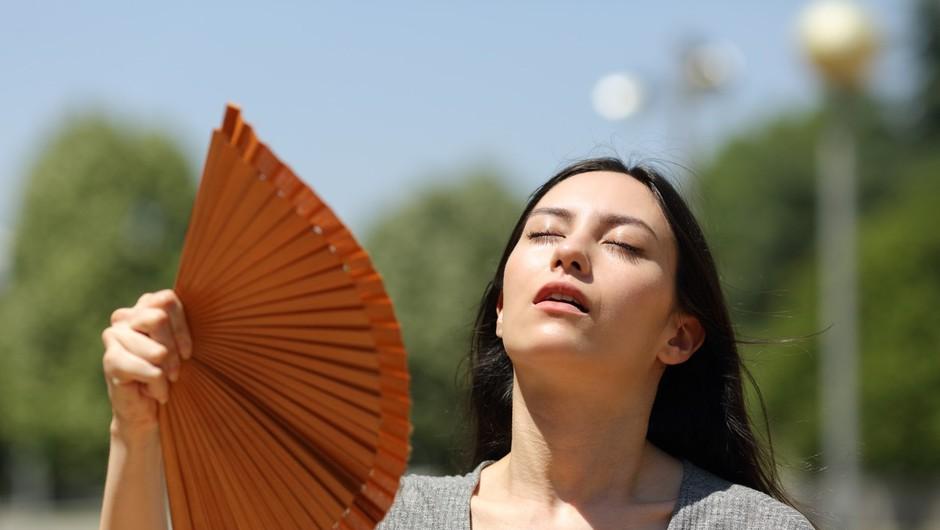 Konec tedna visoka toplotna obremenitev, v ponedeljek delna ohladitev (foto: profimedia)