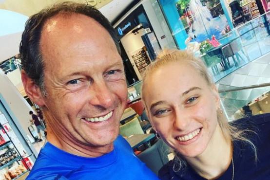 Ta teden na Instagramu: S kom nazdravlja Jasna Kuljaj in s kom se objemata Janja Garnbret in Žiga Dimec