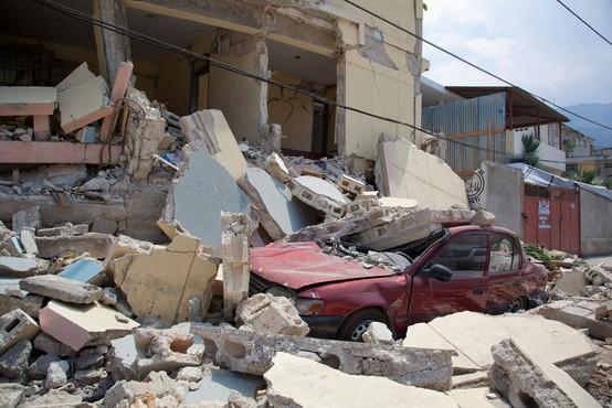 Haiti se je znova tresel, potres za zdaj terjal 29 življenj