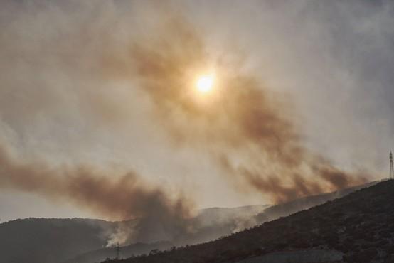 Nad Turčijo strmoglavilo rusko gasilsko letalo z osmimi ljudmi na krovu