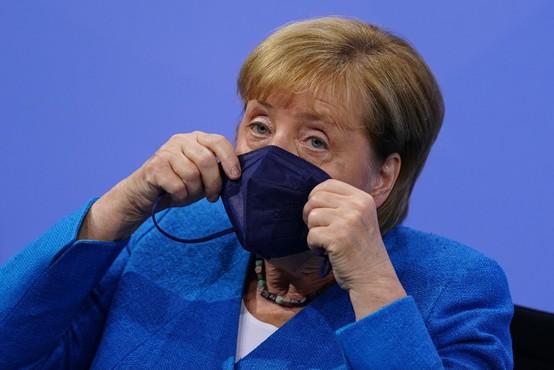 V združenju nemških davkoplačevalcev izračunali, da Angeli Merkel pripada 15.000 evrov pokojnine