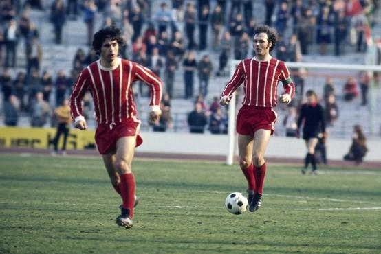 Poslovil se je sloviti nemški nogometaš Gerd Müller, strah in trepet vseh vratarjev